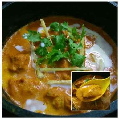 Photo of Butter Chicken Masala by Akum Raj Jamir at BetterButter