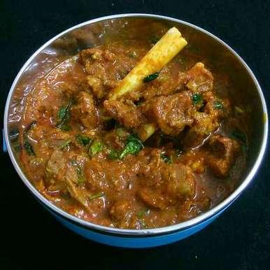 Chettinad Mutton Kuzhambu, How to make Chettinad Mutton Kuzhambu