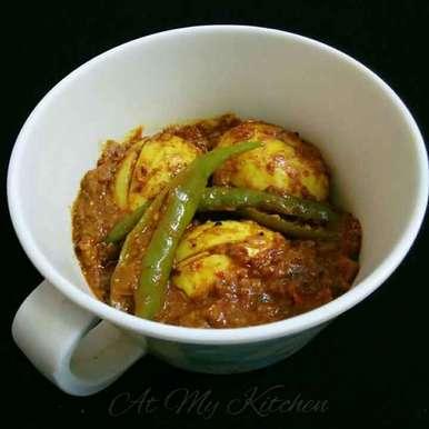 Photo of Achari Egg by Akum Raj Jamir at BetterButter
