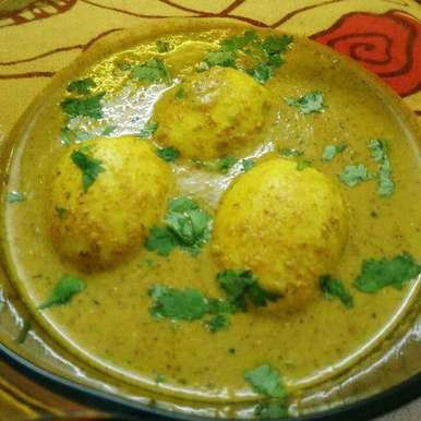 Photo of Egg Korma by Akum Raj Jamir at BetterButter