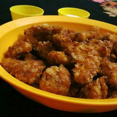 Photo of Chicken Popcorn by Akum Raj Jamir at BetterButter