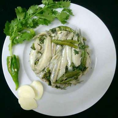 Photo of Steamed Small Fish by Akum Raj Jamir at BetterButter