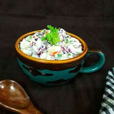 Photo of Potato Yogurt Salad by Akum Raj Jamir at BetterButter