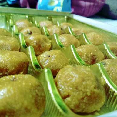 Photo of Ladoo by Al Abdul at BetterButter