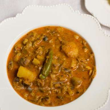 Photo of Chatu Besara from Odisha (Mushroom Cooked In Tangy Mustard Paste ) by Alka Jena at BetterButter
