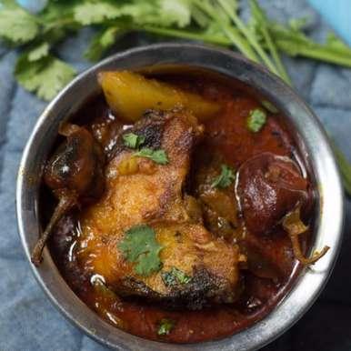 Photo of Macha Tarkari (Odia Style Rohu Fish Curry) by Alka Jena at BetterButter