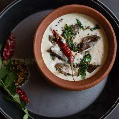 Photo of Ambula Rai (Dry Mango Raita) -A popular odia delicacy by Alka Jena at BetterButter
