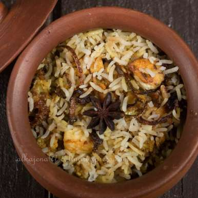 Photo of Brown rice biryani by Alka Jena at BetterButter