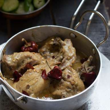 Photo of Chicken Rezala  by Alka Jena at BetterButter