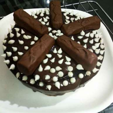 Photo of Chocolate cake by Alka Munjal at BetterButter