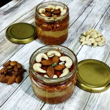 Photo of Bundle of joy in winter carrot halwa by Alka Munjal at BetterButter
