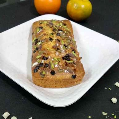 Photo of Orange cake by Alka Munjal at BetterButter