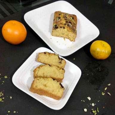 Photo of Orange cake by Alka Munjal at BetterButter