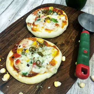 Photo of Pizza by Alka Munjal at BetterButter