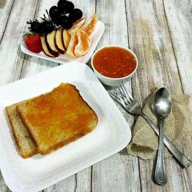 Photo of Orange jam . by Alka Munjal at BetterButter