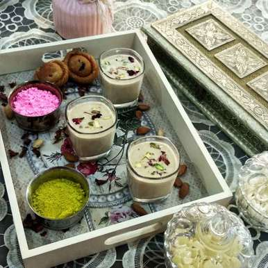 Photo of Thandai by Alka Munjal at BetterButter