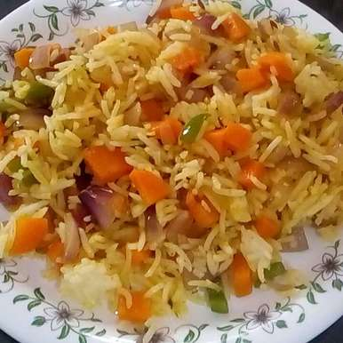 Photo of Fried Rice by Alka Munjal at BetterButter