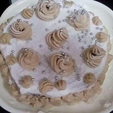 Banana chocolate cake, How to make Banana chocolate cake