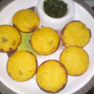 Photo of Instant Vada by Alka Munjal at BetterButter