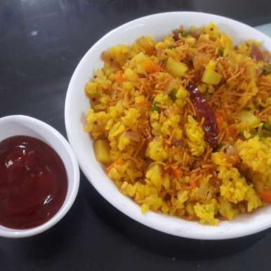 Photo of Vegetable Poha by Alka Munjal at BetterButter