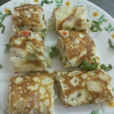 Photo of Egg roll by Alka Munjal at BetterButter