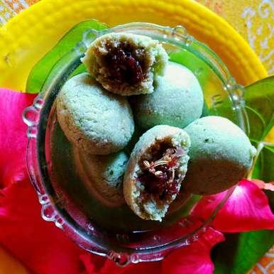 Pan gulkand rasgulle recipe in Hindi,पान गुलकन्द रसगुल्ले, alka(priyanka) sharma