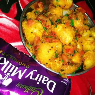 Photo of Quick masala bun by Alka Tulsani at BetterButter