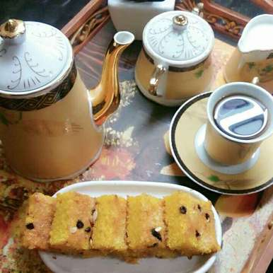 Photo of Mango semolina cake by Alka Verma at BetterButter
