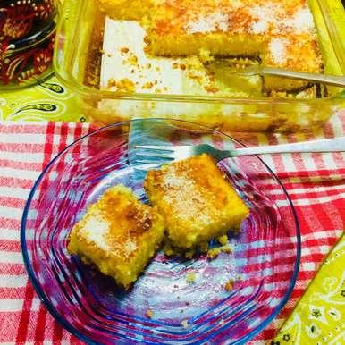 Photo of Basbousa cake by Alka Verma at BetterButter