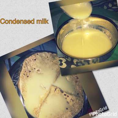 Photo of Homemade Condensed Milk by alqua tahseen at BetterButter
