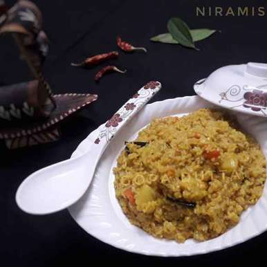 Photo of Moongdal khichuri by Ambitious Gopa Dutta at BetterButter