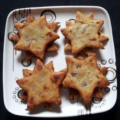 Photo of Potato star pancake by Ambitious Gopa Dutta at BetterButter