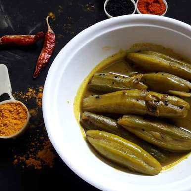 Photo of Parwal curry by Ambitious Gopa Dutta at BetterButter
