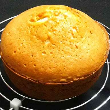 Photo of Curd cake by Ambitious Gopa Dutta at BetterButter