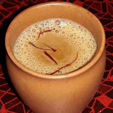 Photo of Kesar tea by Ambitious Gopa Dutta at BetterButter