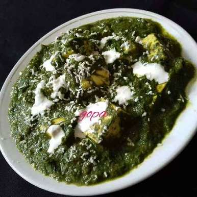 Photo of Palak paneer by Ambitious Gopa Dutta at BetterButter