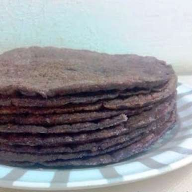 Photo of Ragi Roti by Amina Khaleel at BetterButter