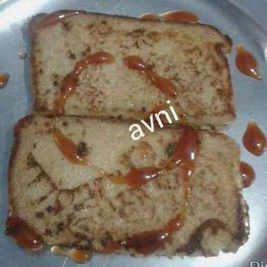 Wheat bread dosa, How to make Wheat bread dosa