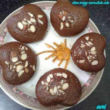 Photo of Choco Orange marmalade cake by Avni Arora at BetterButter