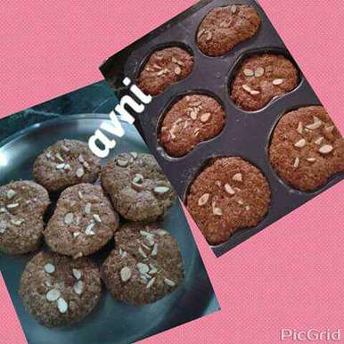 Photo of Eggless banana muffins by Avni Arora at BetterButter