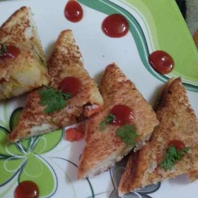 Photo of Sandwich  by Amita Gupta at BetterButter