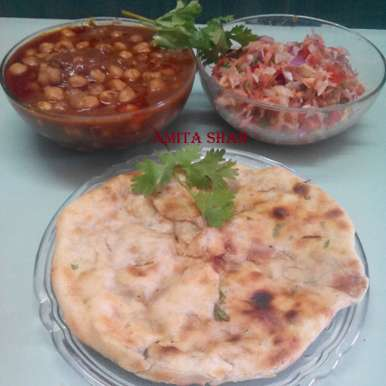 Photo of AMRITSARI CHOLE KULCHE by Amita Shah at BetterButter