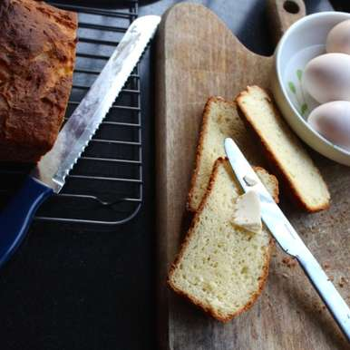 Photo of Ricotta Bread by Amrita Iyer at BetterButter