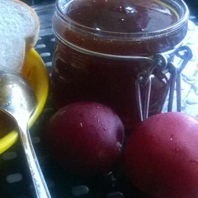 Photo of Plum Jam by Amrita Iyer at BetterButter