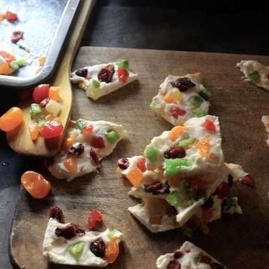 Photo of Yogurt Fruit Bark by Amrita Iyer at BetterButter