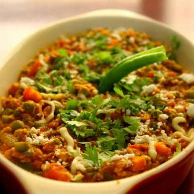 Photo of Veg. Kheema Masala by ananya gupta at BetterButter