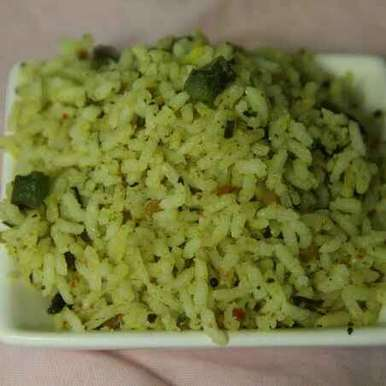 Photo of Curry Leaves Rice by Angel S at BetterButter