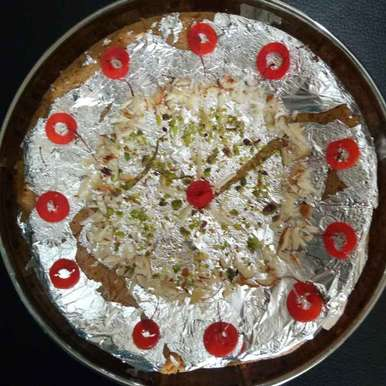 Cottage cheese cake or Chhena poda, How to make Cottage cheese cake or Chhena poda