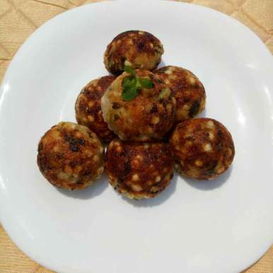 Photo of Sago Appe by Anita Agarwalla at BetterButter