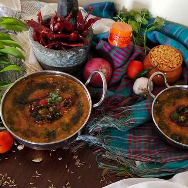 Dhaba Style Dal, How to make Dhaba Style Dal